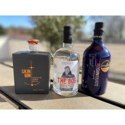 Skin Gin - Handcrafted Dry Gin